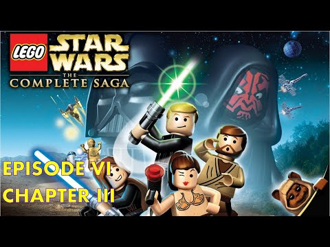 Classic Completes: Lego Star Wars The Complete Saga - Part #33 |