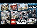 LEGO Star Wars Winter 2019 Set Pictures & My Quick Thoughts