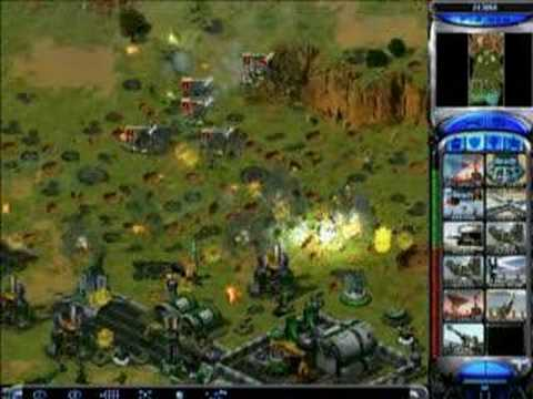 RA2 Generals Mod 1: Juggernaut Tank