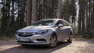 2016 Opel Astra Sports Tourer | Overview & Testdrive