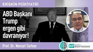 ABD Başkanı Trump ergen gibi davranıyor!