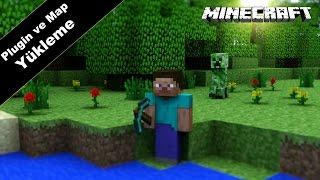 Nitrado | Minecraft Servera Map ve Plugin Yükleme