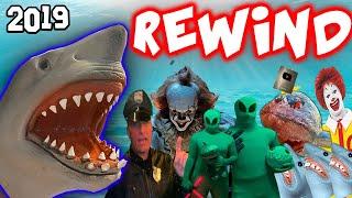 SHARK PUPPET REWIND 2019 COMPILATION!!!!!