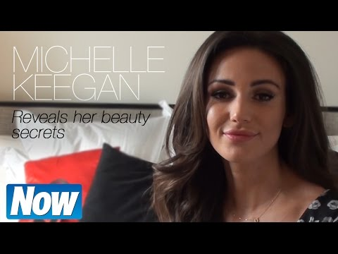Michelle Keegan reveals her beauty secrets…