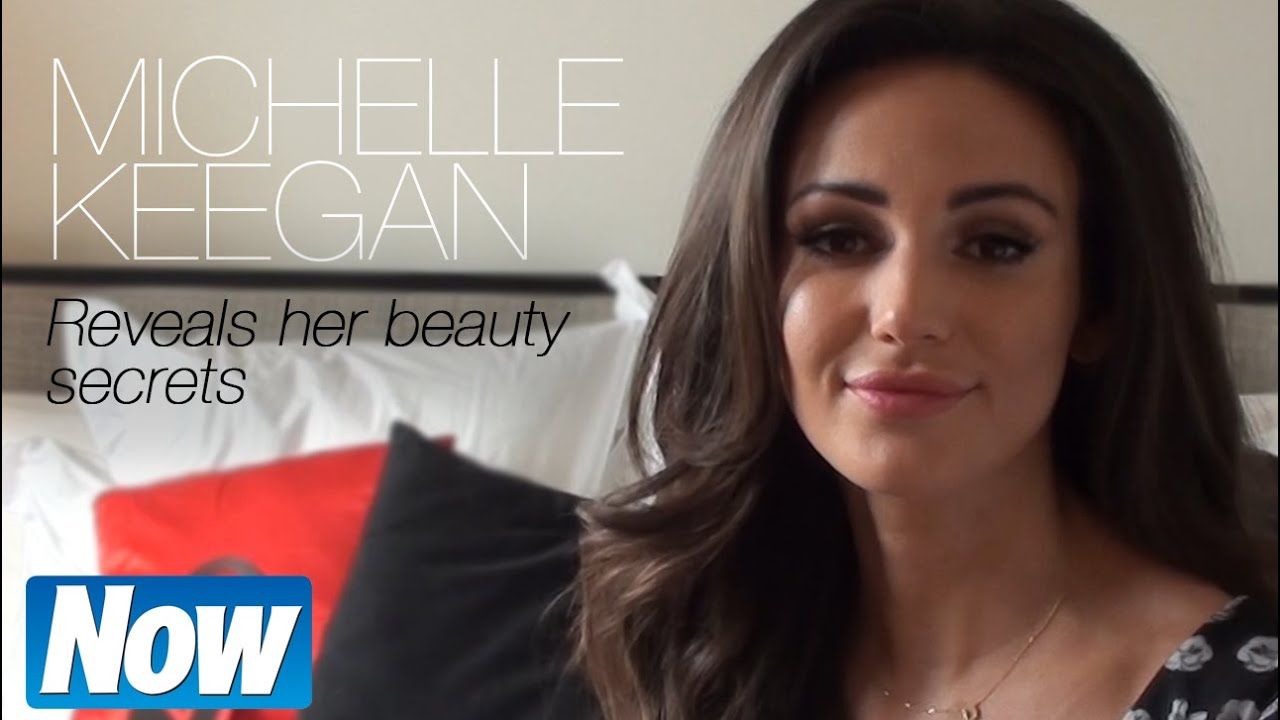 Michelle Keegan reveals her beauty secrets