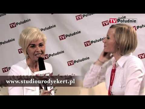 Ekert Nails - Właścicielka Pani Małgorzata Ekert na targach Beauty Forum w Warszawie.