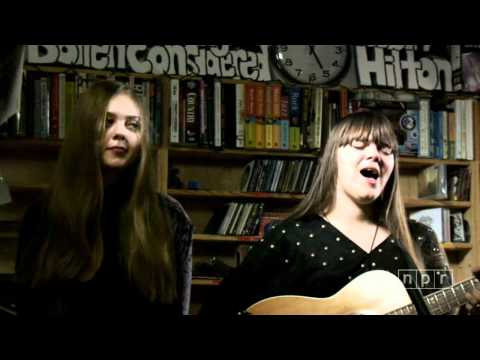 First Aid Kit: NPR Music Tiny Desk Concert