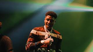 NBA Youngboy VLOG doing #NoMentionsChallenge Walk | Shot By @KEEEZYMAY