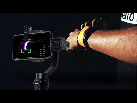 Taro: Auto-tracking Stabilizer for Smartphone, DSLR and GoPro