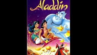 Closing to Aladdin UK VHS [1994]