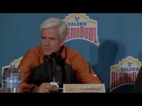 Alamo Bowl defense press conference [Dec. 28, 2013]