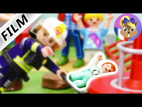 agitation film playmobil en français | grande agitation à l