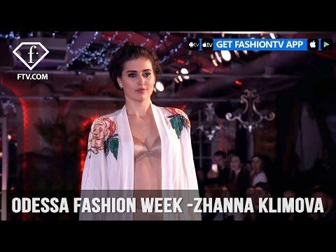 Odessa Fashion Week - Zhanna Klimova   FashionTV