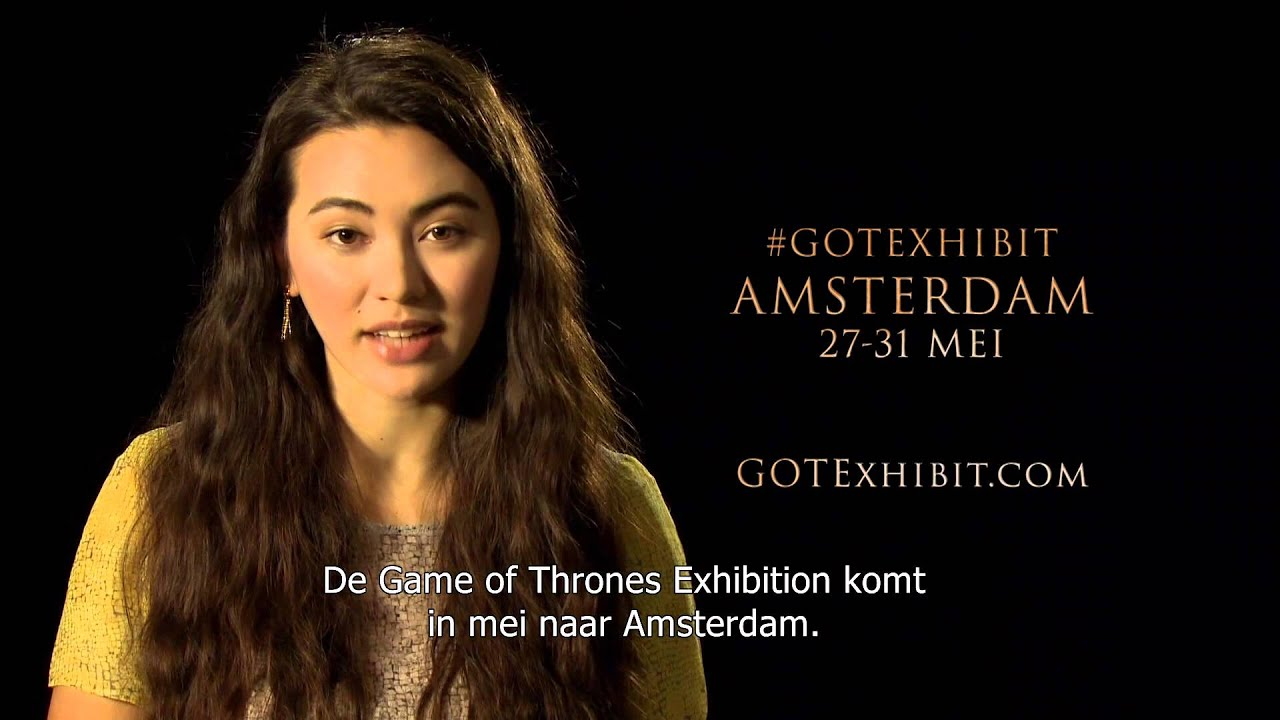 Jessica Henwick Nua jessica henwick - game of thrones first asian actress