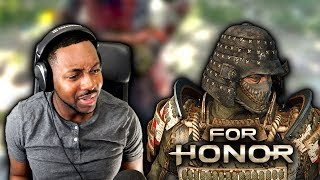For Honor ∙ Who Is The King Of The Ring?