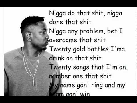 Mike Will Made It - Buy The World ft Future, Lil Wayne & Kendrick Lamar LYRICS