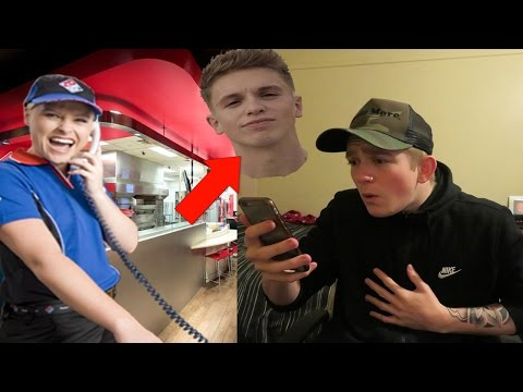 CALLING IN SICK TO PLACES I DON'T WORK AT!! ( USING YOUTUBERS NAMES! )