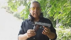 At the Range - Kimber Pro Carry II .40