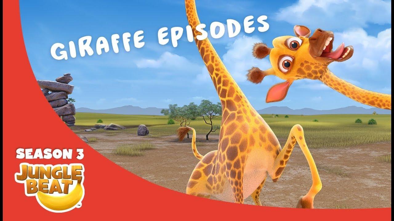 Download Grand Giraffe  – JB S3 Animal Compilation #5