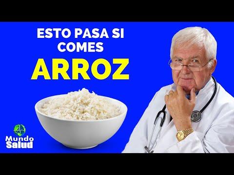 BENEFICIOS DEL ARROZ BLANCO QUE DEBES CONOCER HOY MISMO | MUNDO SALUD