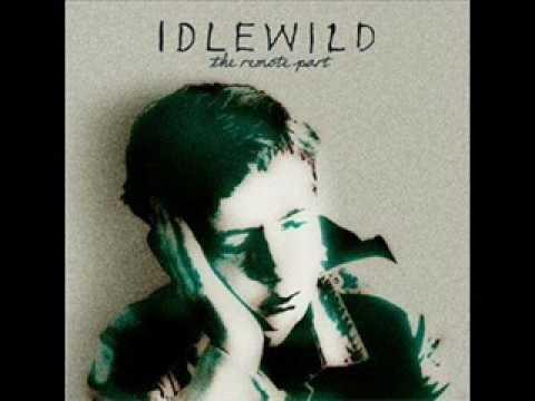 IDLEWILD- A MODERN WAY OF LETTING GO