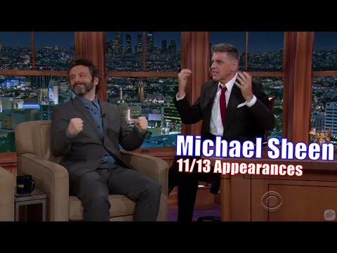 Michael Sheen  They Become Better & Better Friends  1113 Visits In Chron. Order Mostly HD