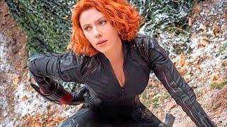 Top 10 Most Badass Black Widow Scenes