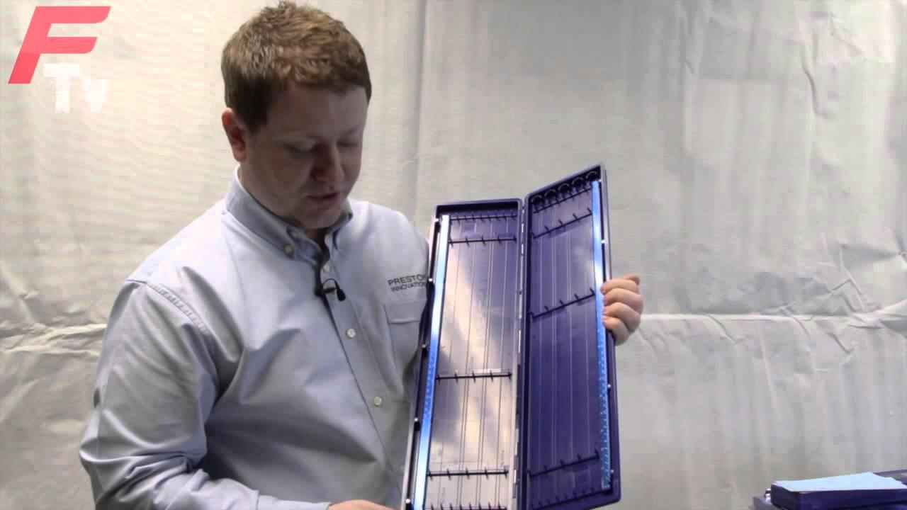 Preston Innovations Feeder Hooklength System