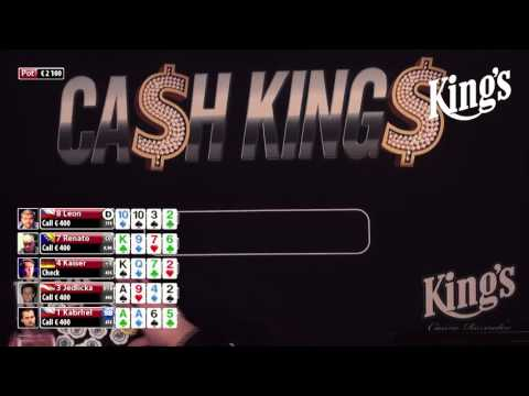 Celebrity CASH KINGS - PLO 50/100