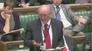 Jim Dobbin MP speaks against redefining marriage