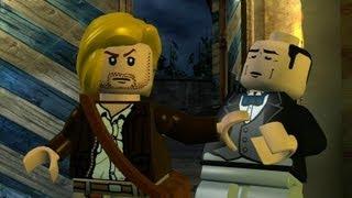 LEGO Indiana Jones: The Original Adventures Walkthrough P.7 - Hunt for Sir Richard & Castle Rescue