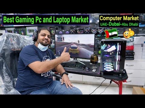 Gaming Laptop and Computer Market in UAE, Dubai, Abu Dhabi  | Cheap Electronic Market