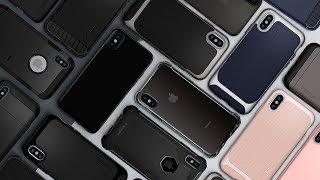 видео чехол iphone x
