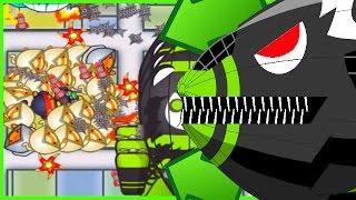 Bloons TD Battles - ZOMG ATTACK! KILL THEM ALL! - Bloons TD Battles