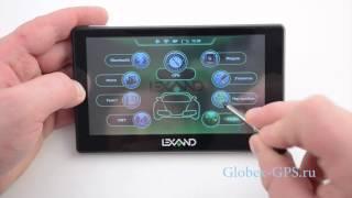 Навигатор Lexand STR 6100 HD(Быстрый холодный старт (около 15 секунд) При навигации Lexand STR 6100 HD не тормозит, с максимальной детализацией..., 2012-07-25T09:23:30.000Z)