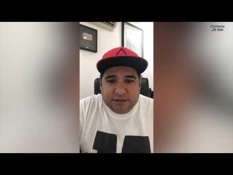 JR recupera su canal de YouTube
