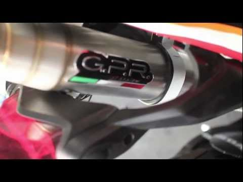 Gpr Thunder Deeptone Exhaust Youtube