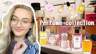 PERFUME COLLECTION 2020 | My most complimented perfumes