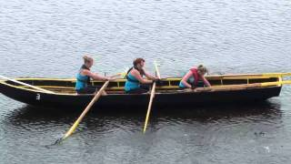 ALL IRELAND CURRACH  RACING  DOONBEG  2011.mp4