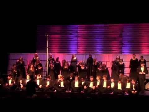 Prairie Ridge A Cappella at IMEA