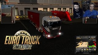 Χάρτες, Mods... Χαλαρά! - Euro Truck Simulator 2 |#4| TechItSerious