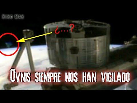 NASA desclasifica vídeos de ovnis en el espacio ??