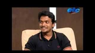 Best voice over artist Viraj Adhav on etc