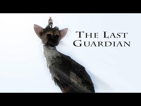 ביקורת משחק - The Last Guardian