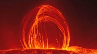Video Replay: Loops of Fire - Incredible views from the surface of the Sun