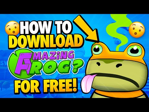 Amazing Frog? Download - How To Download Amazing Frog? For Free - Android & IOS