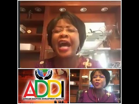 """LATEST! Dr. Arikana passionate Appeal to Africans Worldwide!! """"Invest in Social Africa Networks"""""""