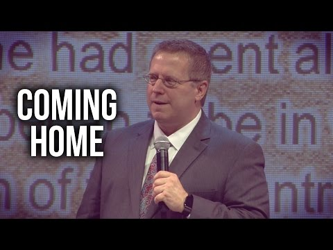 """Coming Home"" – Pastor Raymond Woodward"