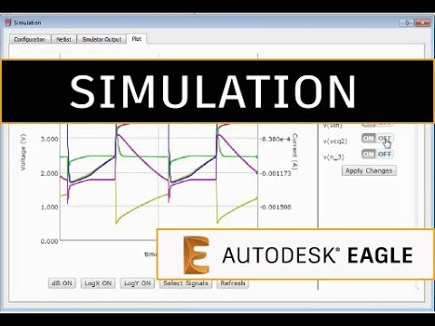 Integrated Spice Simulation - Autodesk EAGLE - Overview - Tip 1 ...