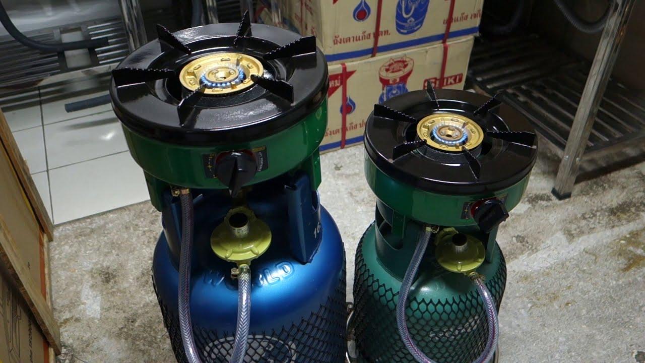 เตาแก๊ส Seiki สำหรับถังแก๊ส ขนาด 7และ15 กก. โดย ปริญญาพานิช นนทบุรี